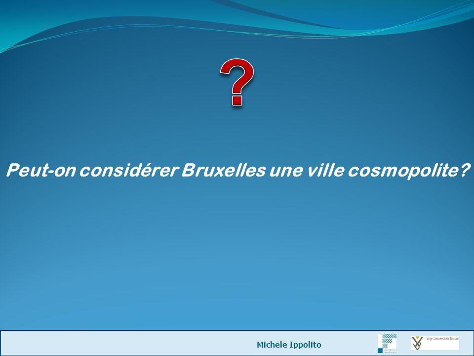 Peut-on considérer Bruxelles une ville cosmopolite Michele Ippolito
