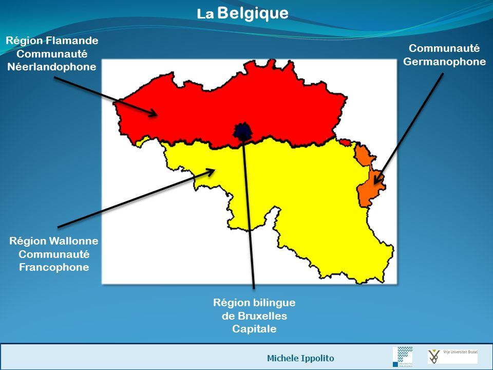 La Belgique Région Flamande Communauté Néerlandophone