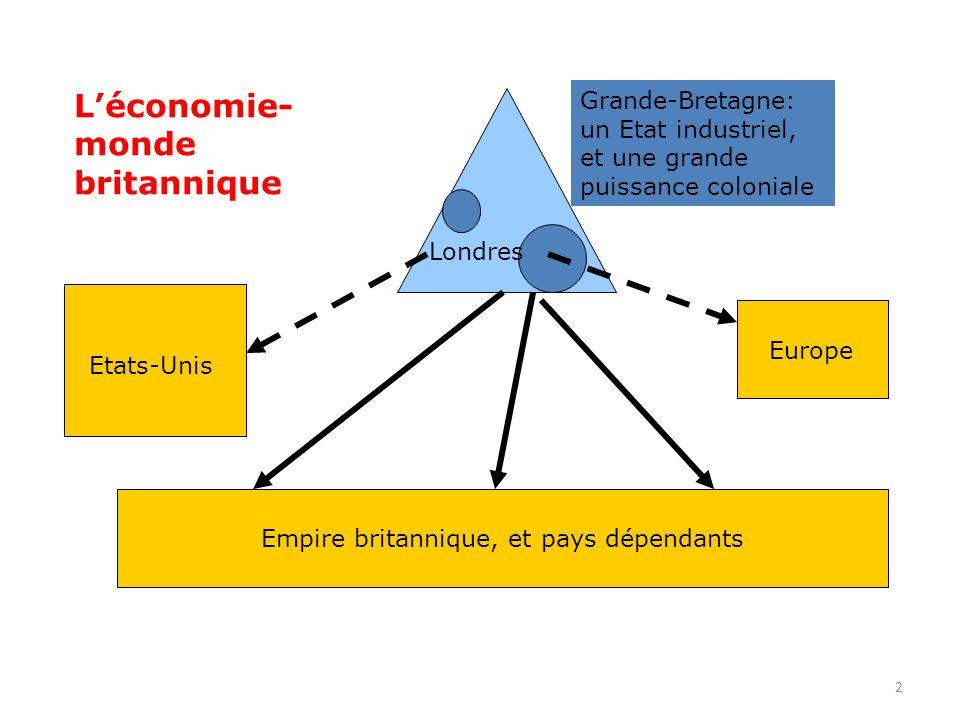 Empire britannique, et pays dépendants
