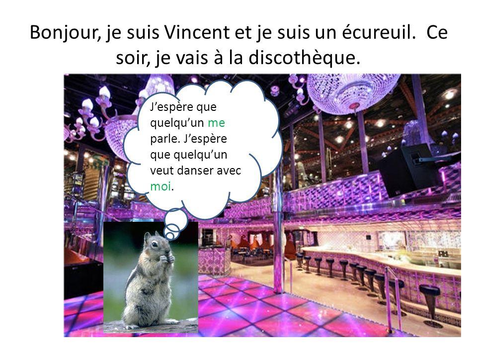 Bonjour, je suis Vincent et je suis un écureuil