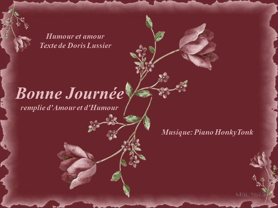 remplie d Amour et d Humour Musique: Piano HonkyTonk