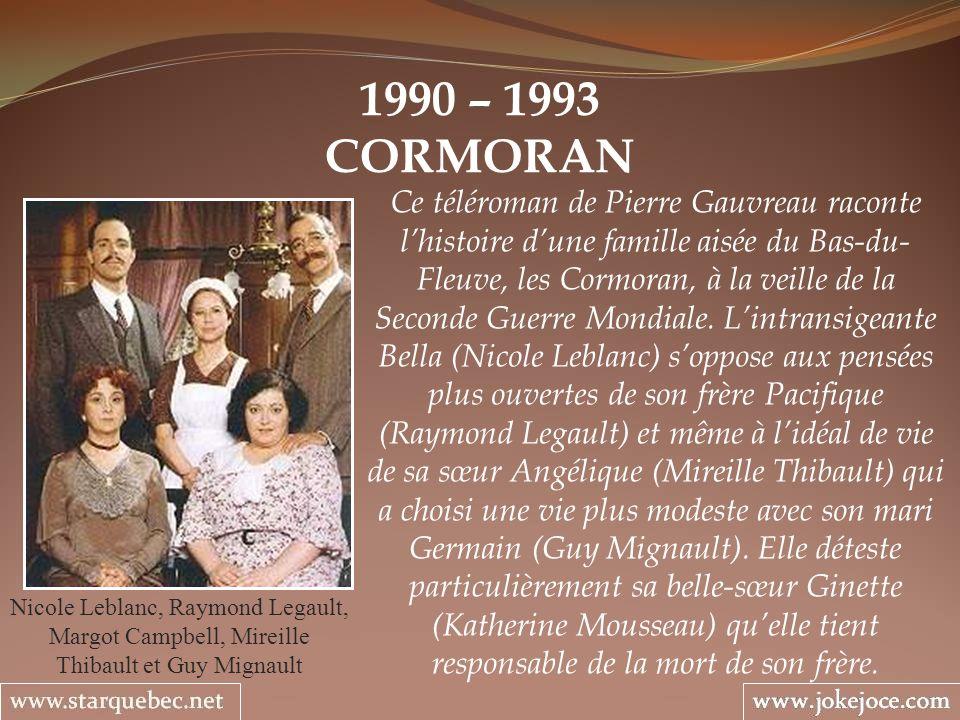 1990 – 1993 CORMORAN.