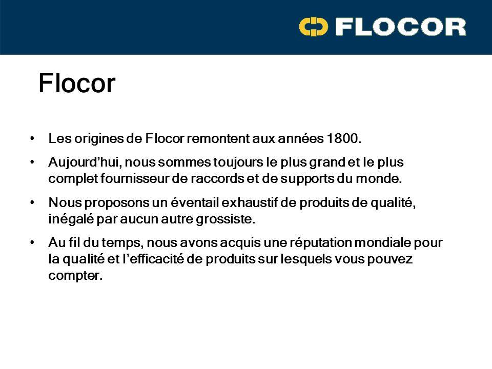 Flocor Les origines de Flocor remontent aux années 1800.
