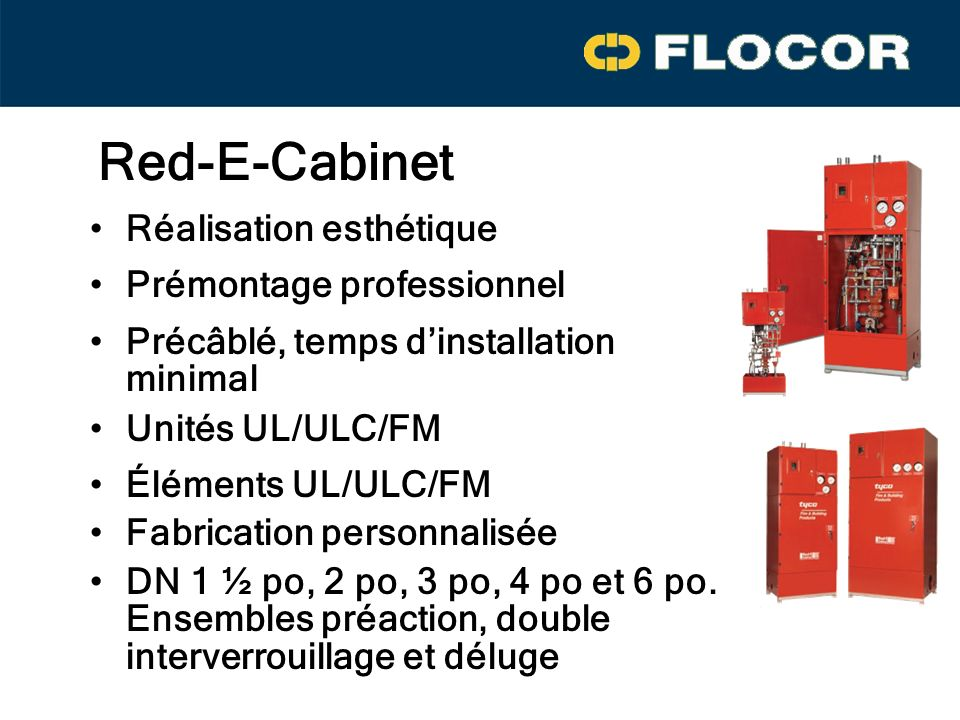 Red-E-Cabinet Réalisation esthétique Prémontage professionnel