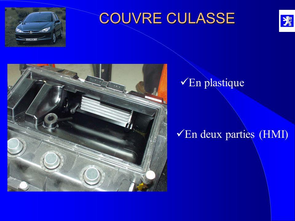 COUVRE CULASSE En plastique En deux parties (HMI)