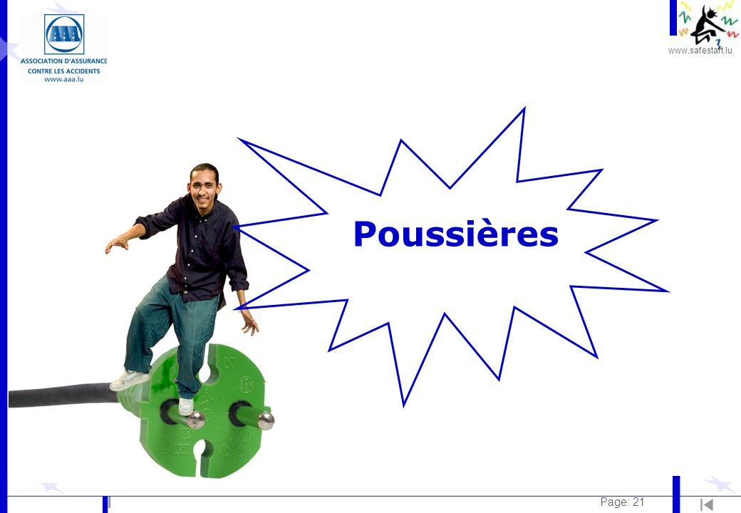 Poussières Page: 21