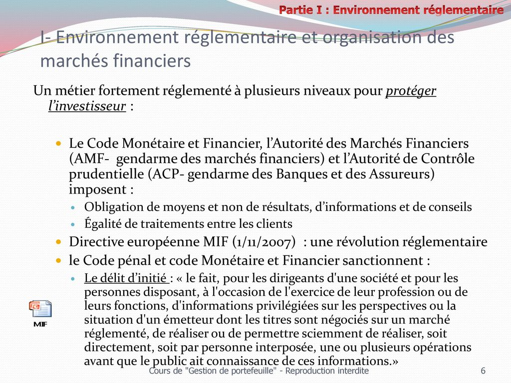 Pr sentation xavier barberis ing nieur financier hsbc for Definition delit