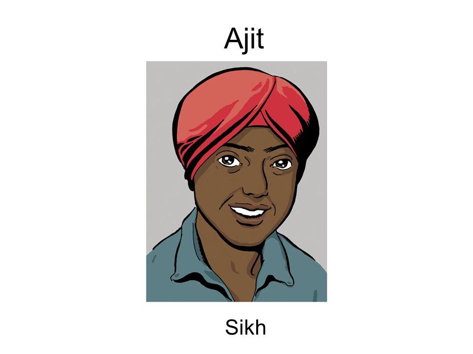 Ajit Sikh