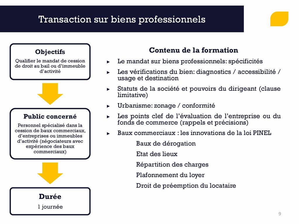 Former accompagner conseiller ppt video online t l charger - Egerie formation gardien d immeuble ...