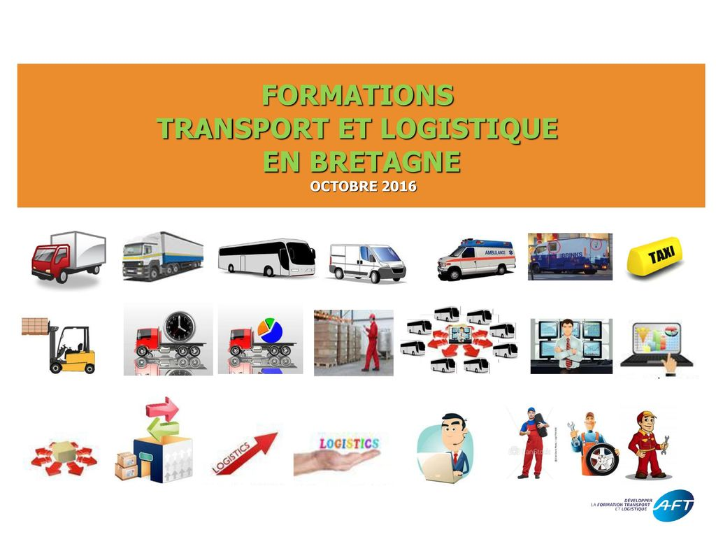 Formations transport et logistique ppt t l charger for Salon transport et logistique