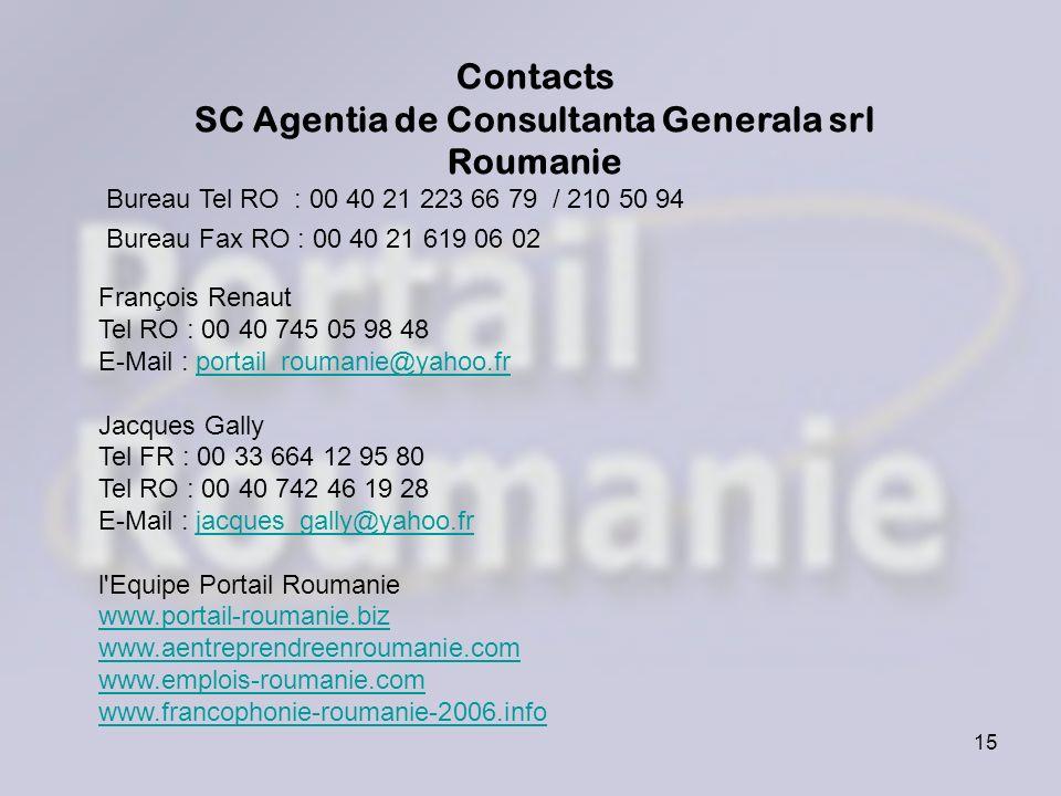 SC Agentia de Consultanta Generala srl