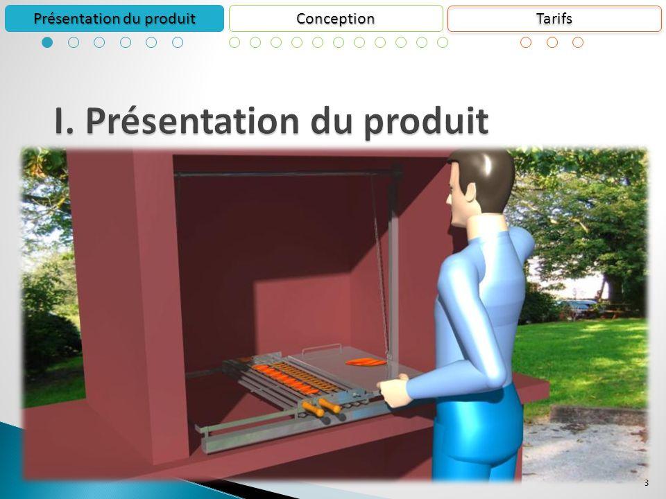 I. Présentation du produit