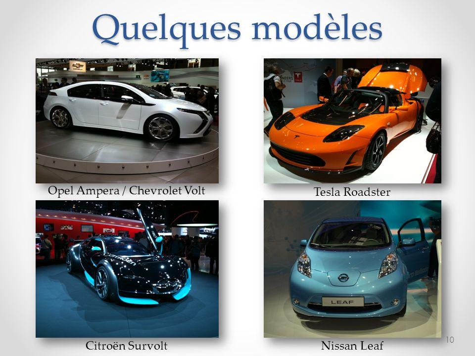 Opel Ampera / Chevrolet Volt