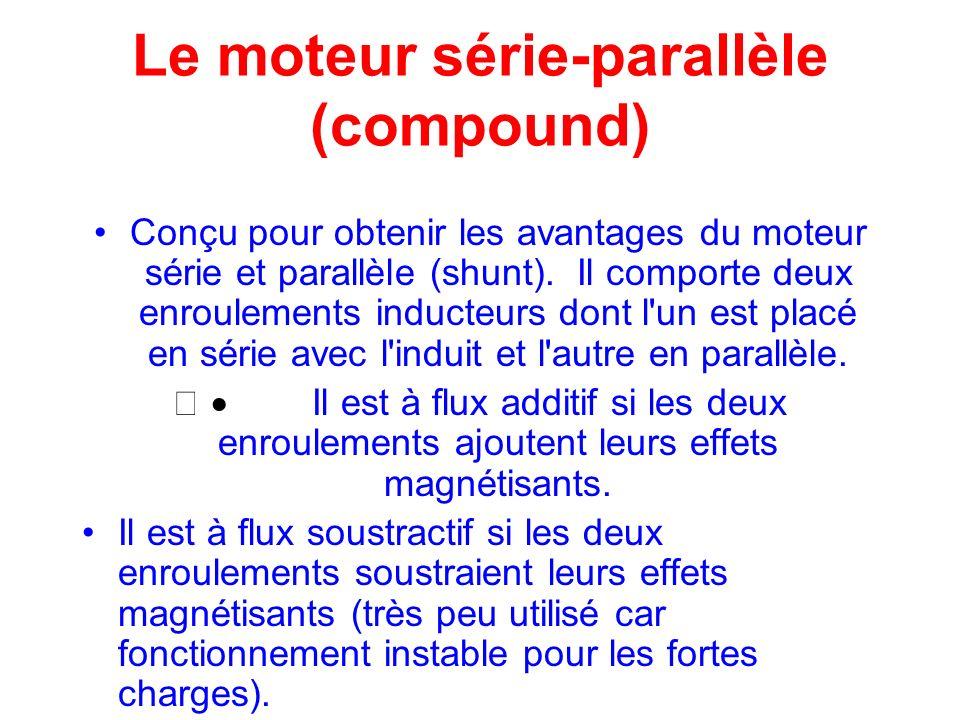 Le moteur série-parallèle (compound)
