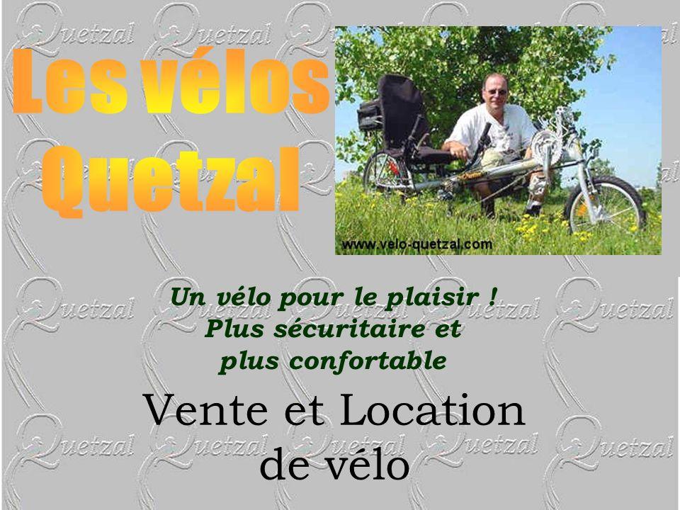 Vente et Location de vélo