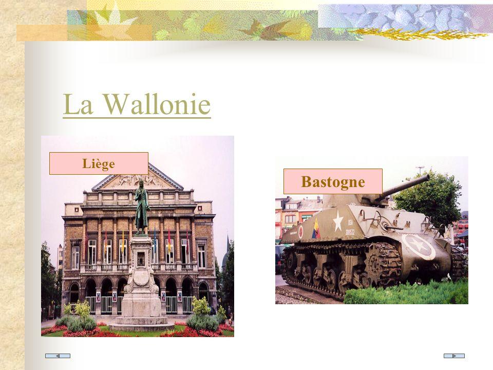 La Wallonie Liège Bastogne