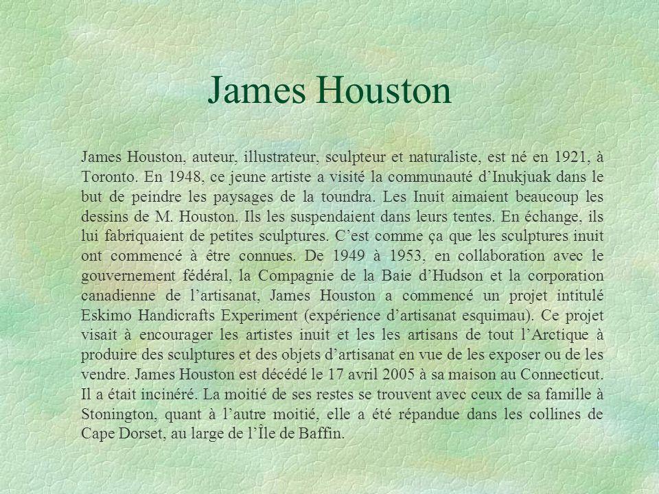 James Houston