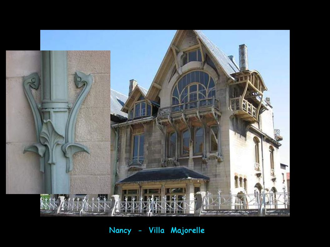 Nancy - Villa Majorelle