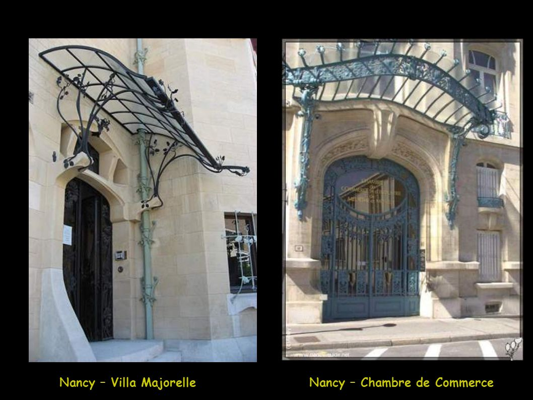 Nancy – Villa Majorelle