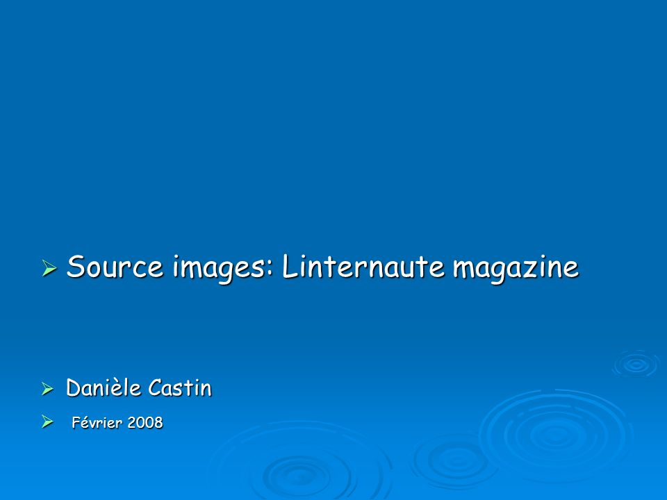 Source images: Linternaute magazine