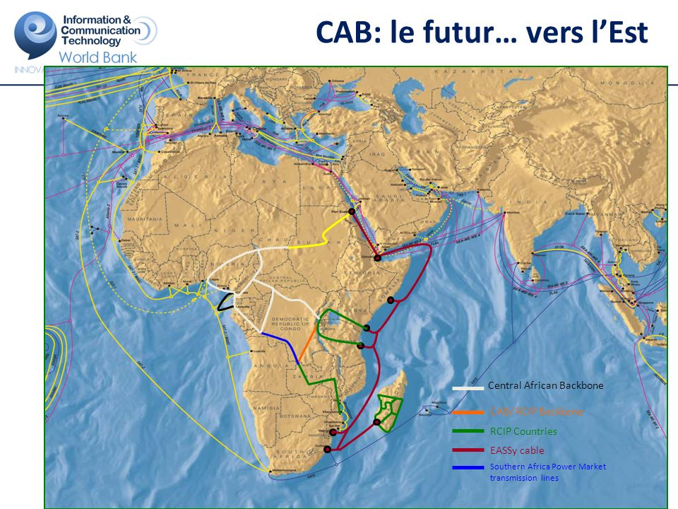 CAB: le futur… vers l'Est