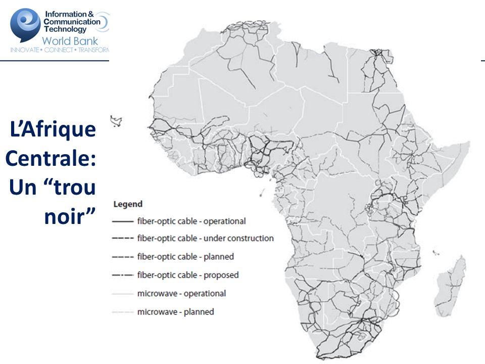L'Afrique Centrale: Un trou noir
