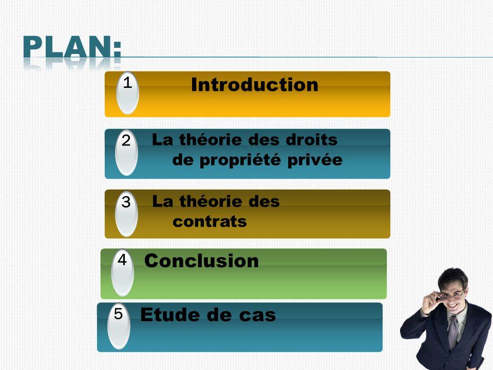 Plan: Introduction Conclusion Etude de cas 1