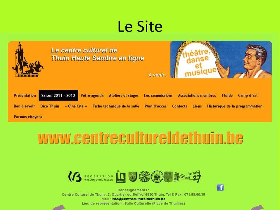 Le Site