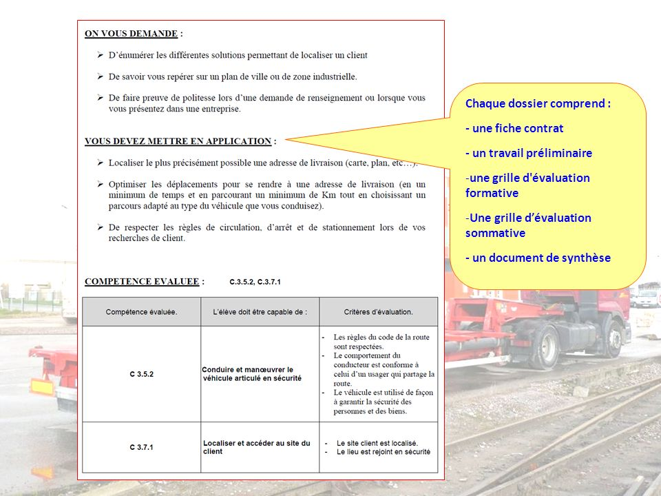 Instructions relatives au code de la route ppt t l charger - Grille de salaire contrat pro ...