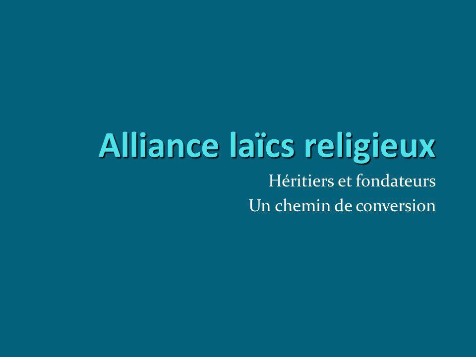 Alliance laïcs religieux