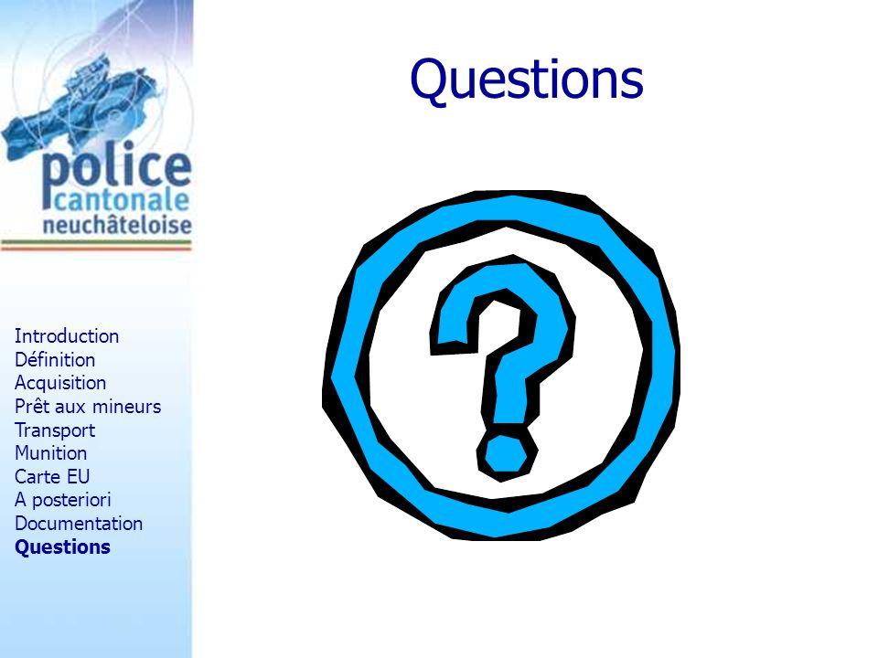 Questions Introduction Définition Acquisition Prêt aux mineurs