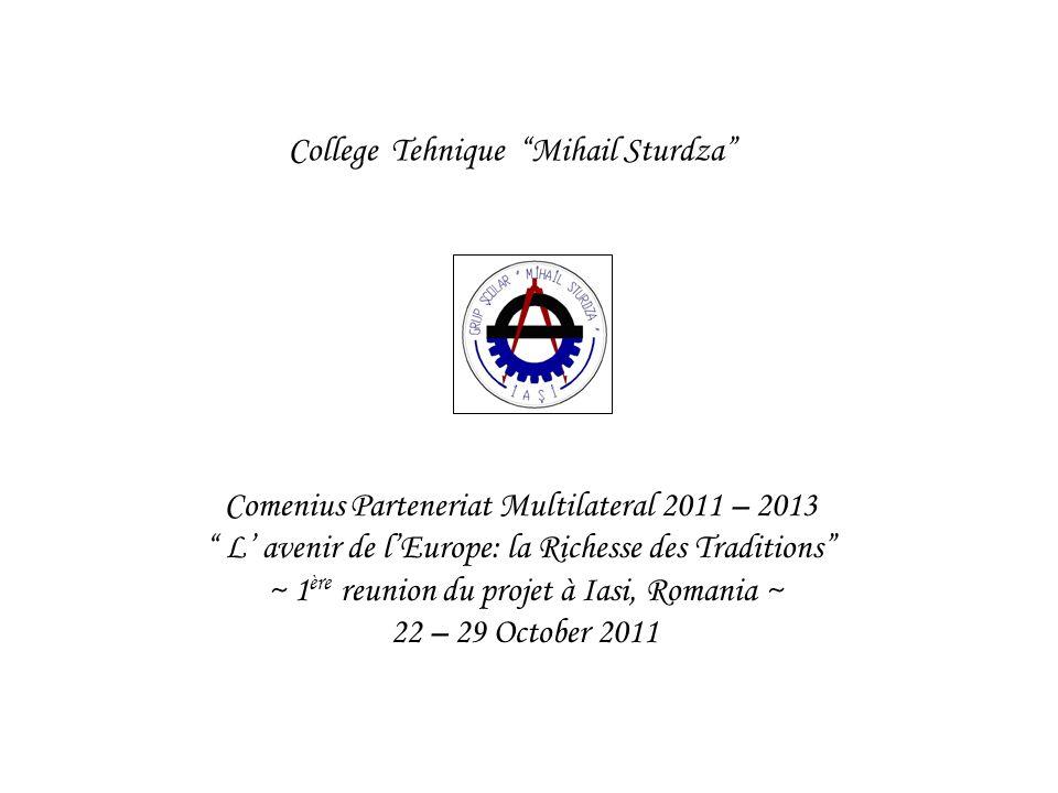 College Tehnique Mihail Sturdza