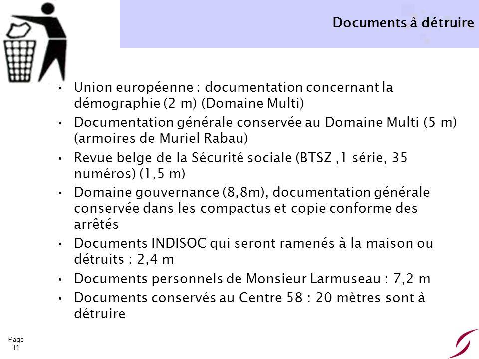 Revue belge de la Sécurité sociale (BTSZ ,1 série, 35 numéros) (1,5 m)