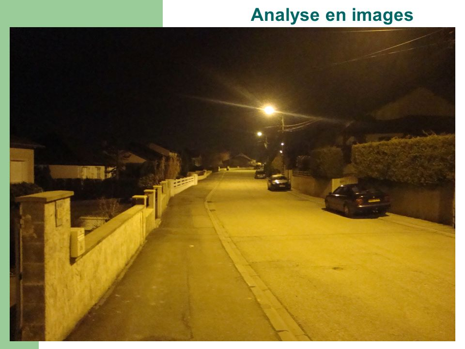 Analyse en images