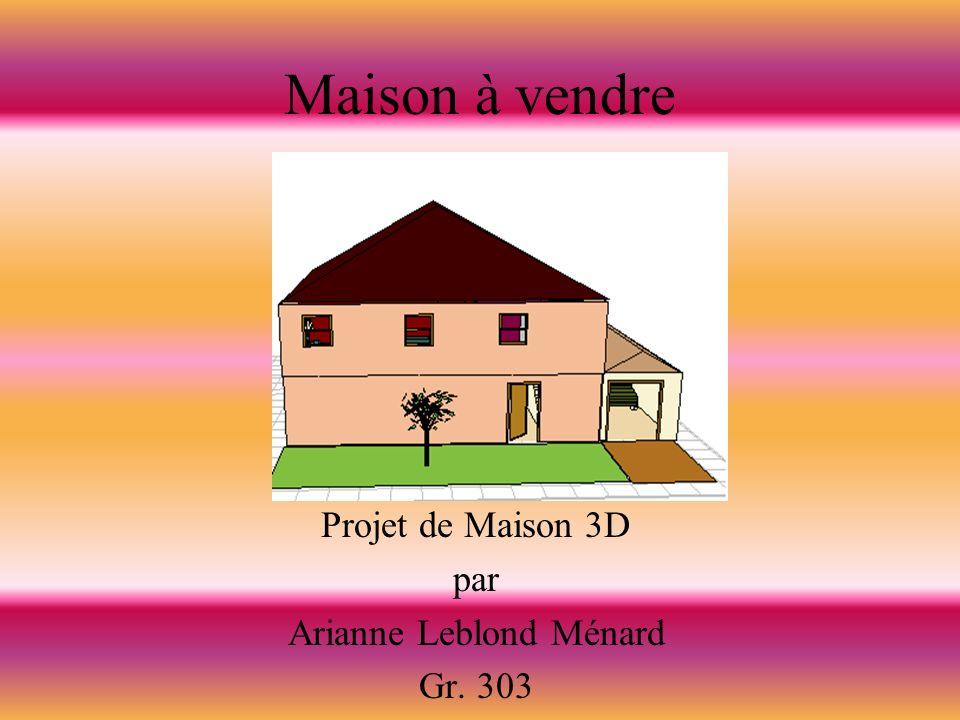 Arianne Leblond Ménard