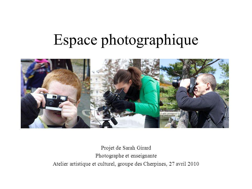 Espace photographique