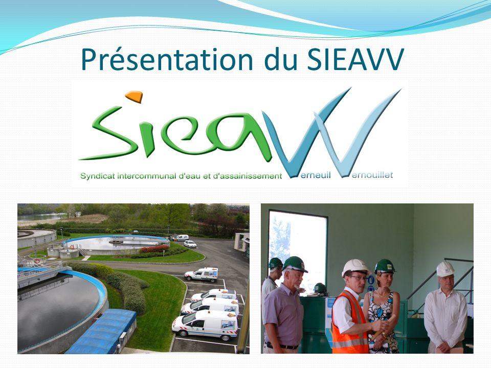 Présentation du SIEAVV