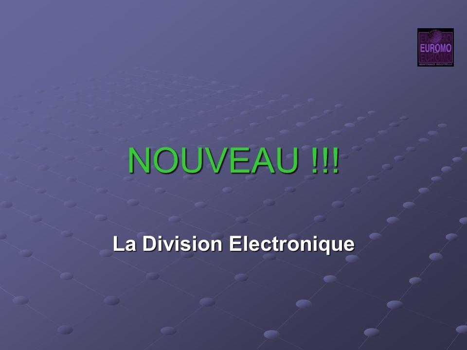 La Division Electronique