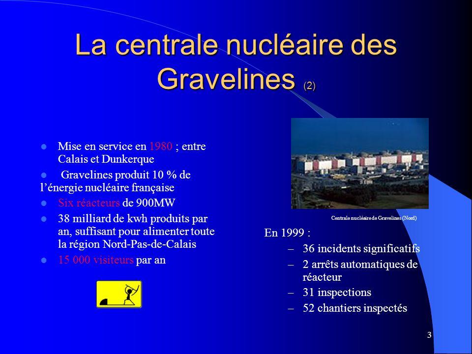 La centrale nucléaire des Gravelines (2)