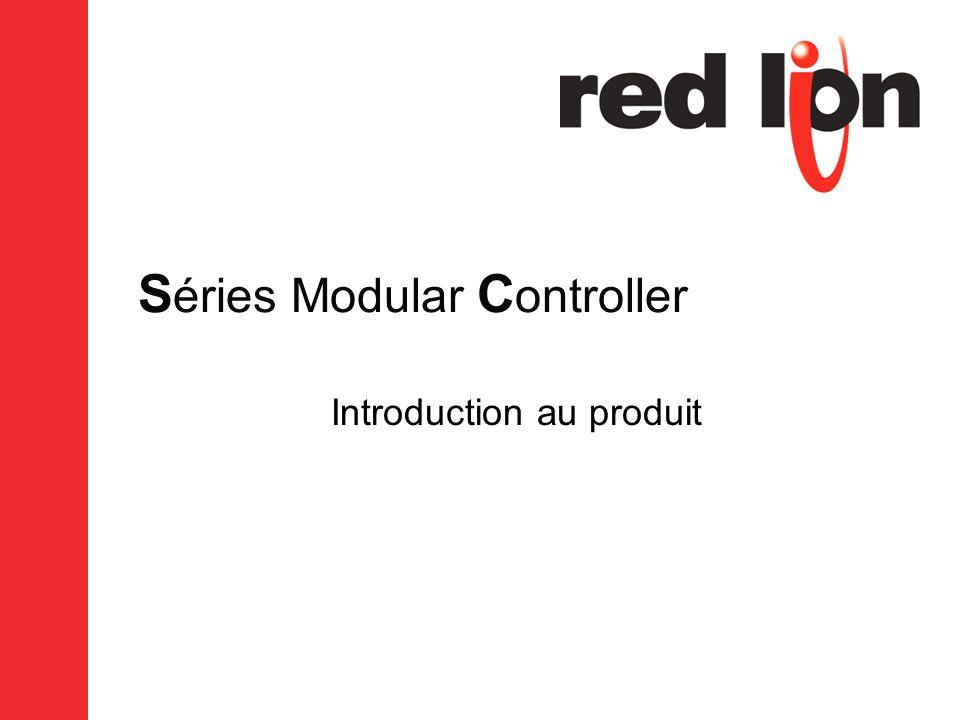 Séries Modular Controller