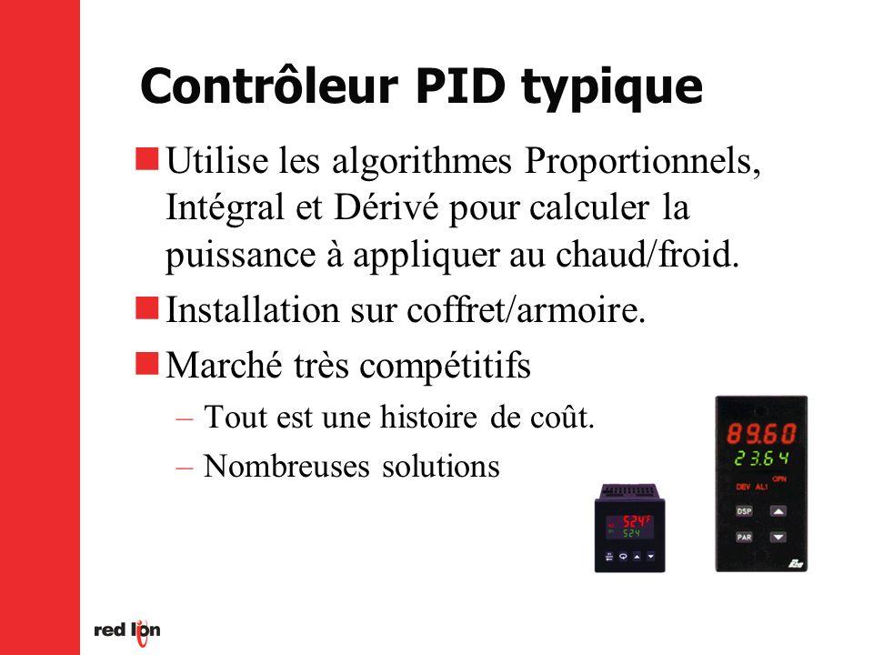 Contrôleur PID typique