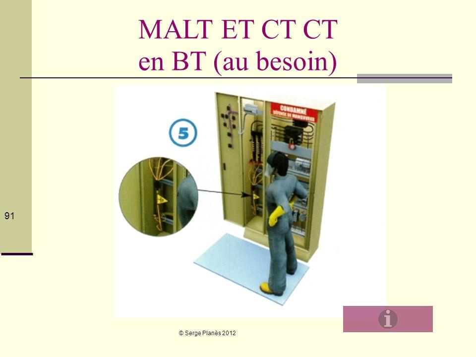 MALT ET CT CT en BT (au besoin)