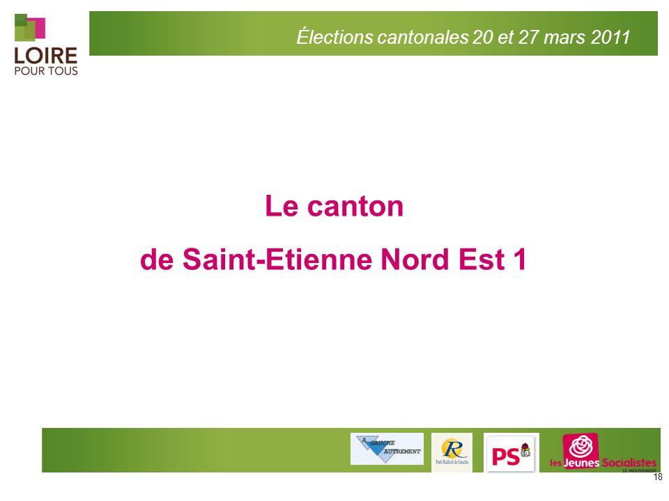 de Saint-Etienne Nord Est 1