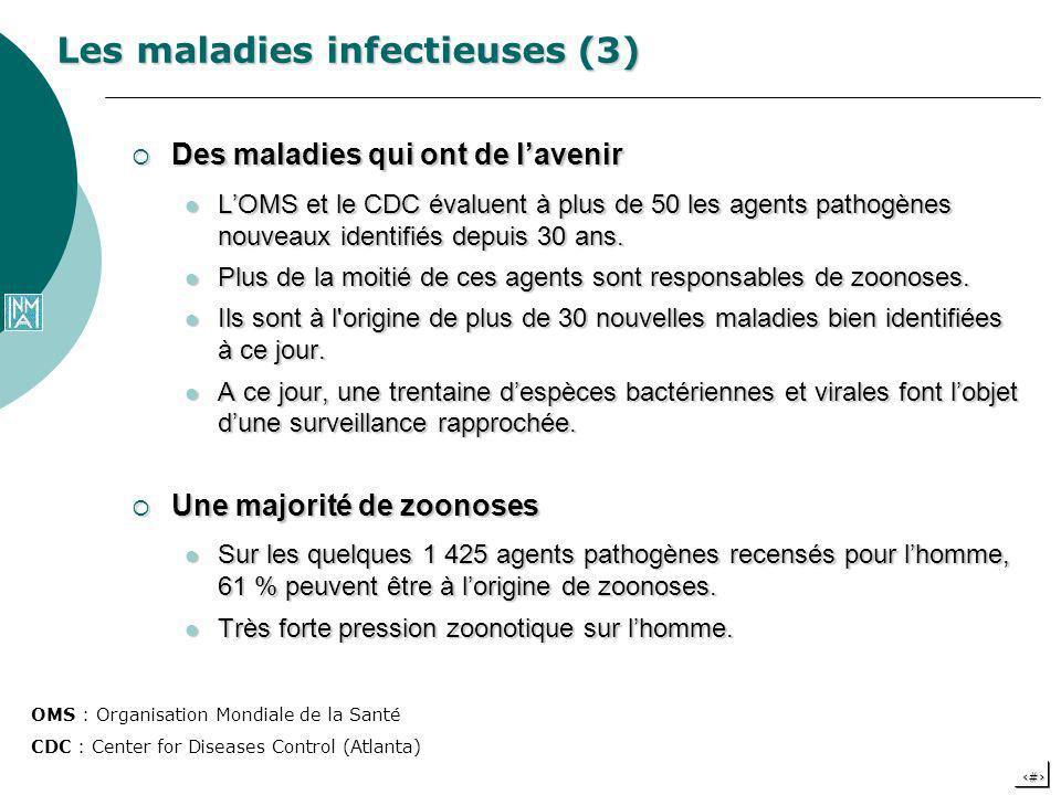 Les maladies infectieuses (3)