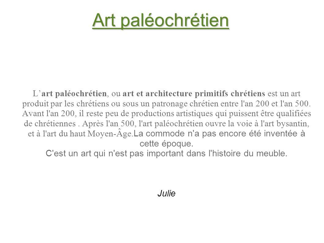 Evolution du meuble la commode ppt video online for Histoire du meuble