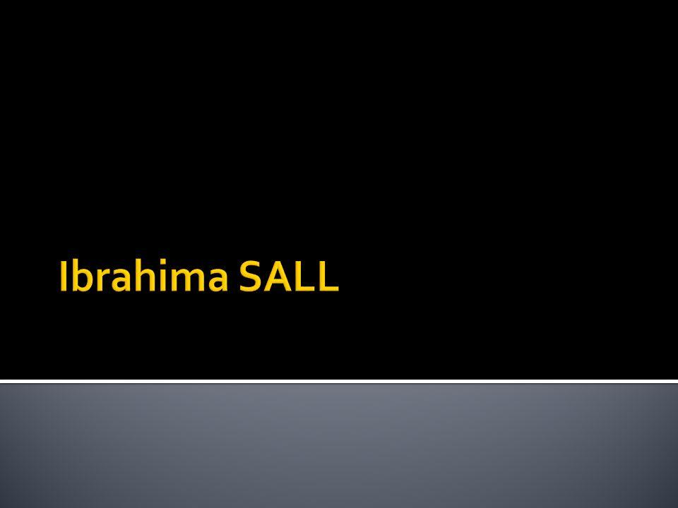 Ibrahima SALL