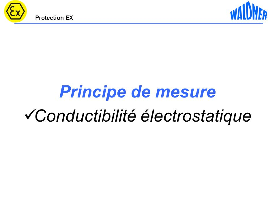 Conductibilité électrostatique
