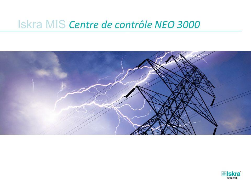 Centre de contrôle NEO 3000