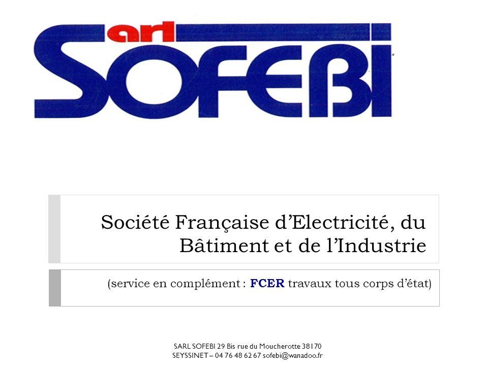 Société Française d'Electricité, du Bâtiment et de l'Industrie