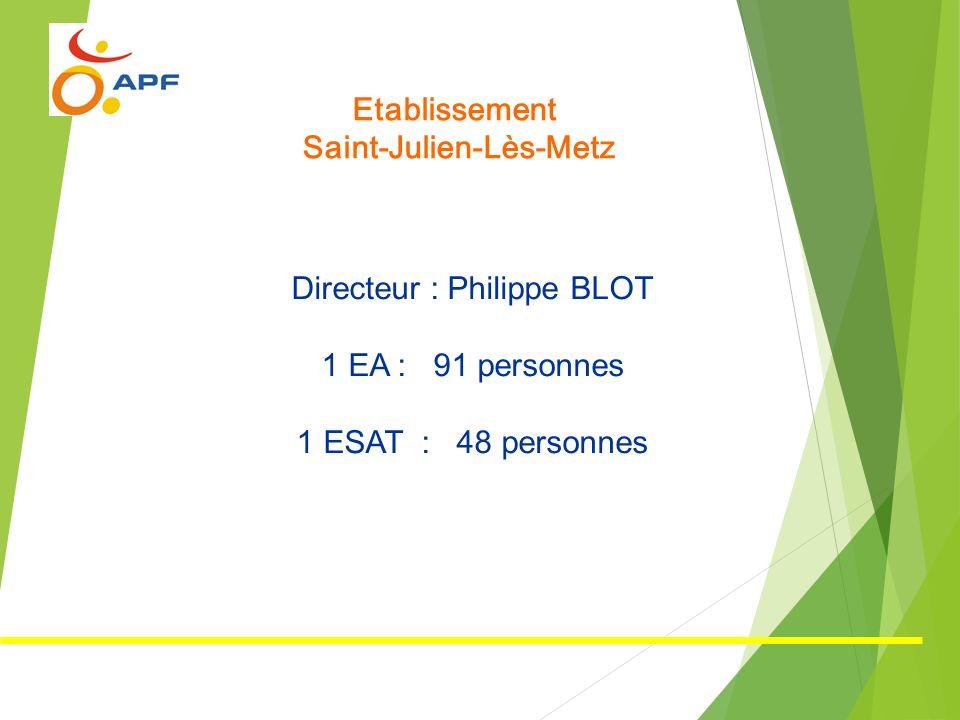 Etablissement Saint-Julien-Lès-Metz
